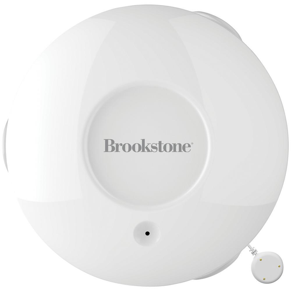 Brookstone Wi-Fi Wireless Water Leak Sensor