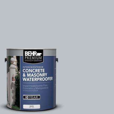 1 gal. #BW-44 Moonstone Gray Concrete and Masonry Waterproofer