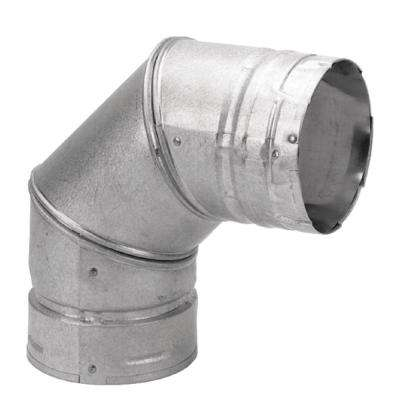 PelletVent 3 in. 90° Elbow