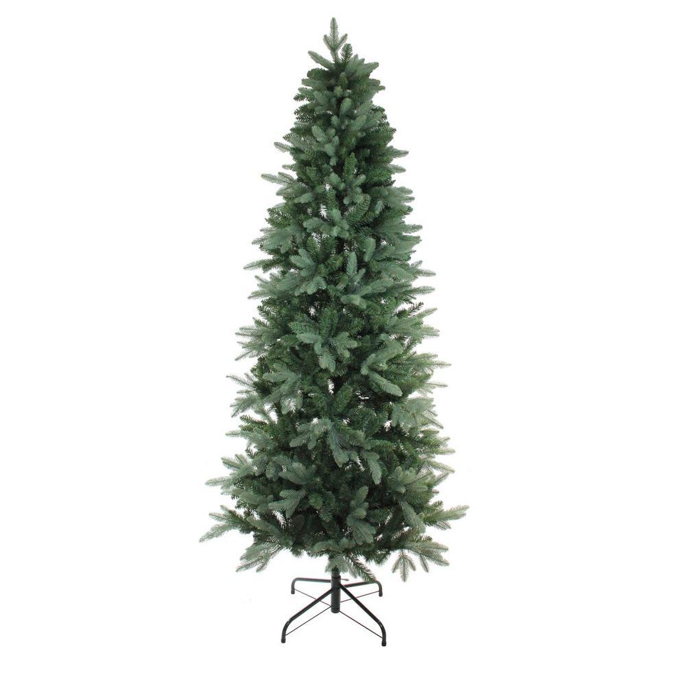 6.5 ft. Unlit Washington Frasier Fir Slim Artificial Christmas Tree