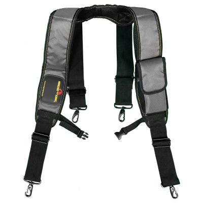 Padded Suspenders with Smart Phone Pouch