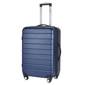 b9f5a9c68 Wrangler-20 in. Hardside Carry-On Bag with Spinner Wheels and Patented 3