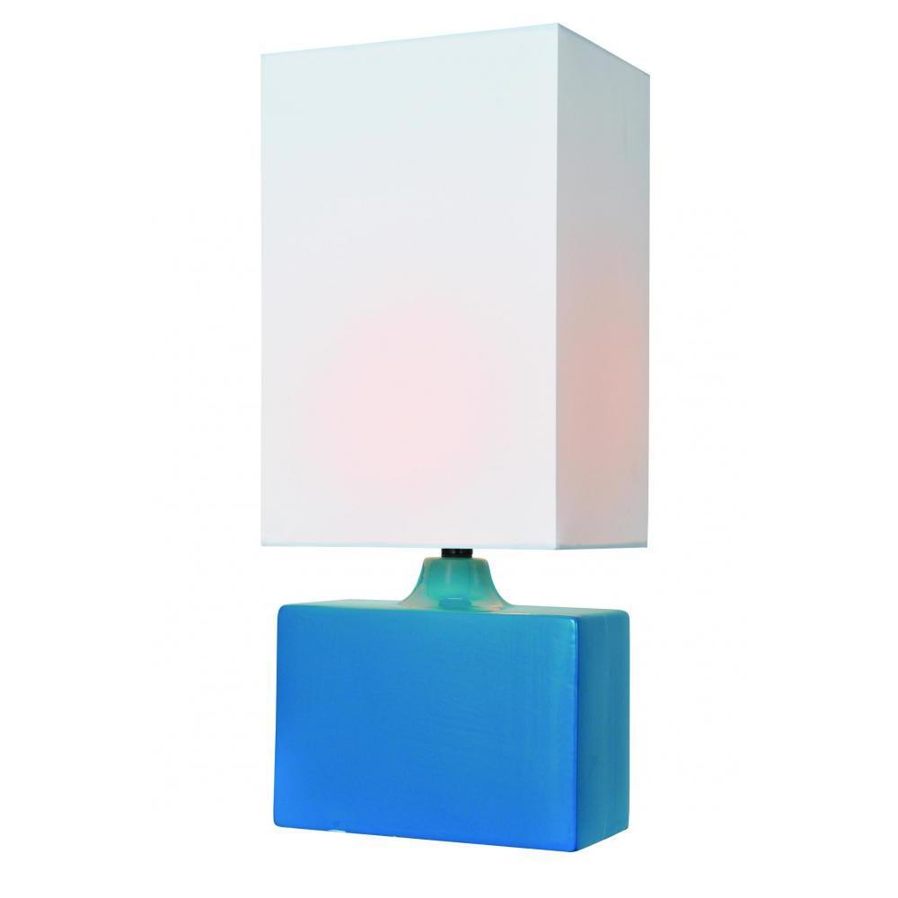 Filament design 17 5 in aqua table lamp cli ls459286 for Design table lamp giffy 17 7