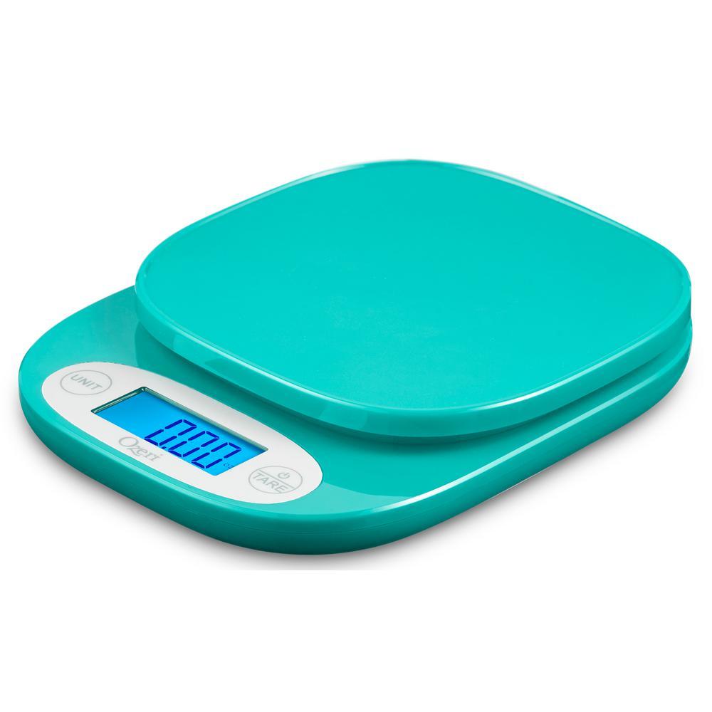 Ozeri Garden and Kitchen Scale, with 0.5 g (0.01 oz.) Precision ...