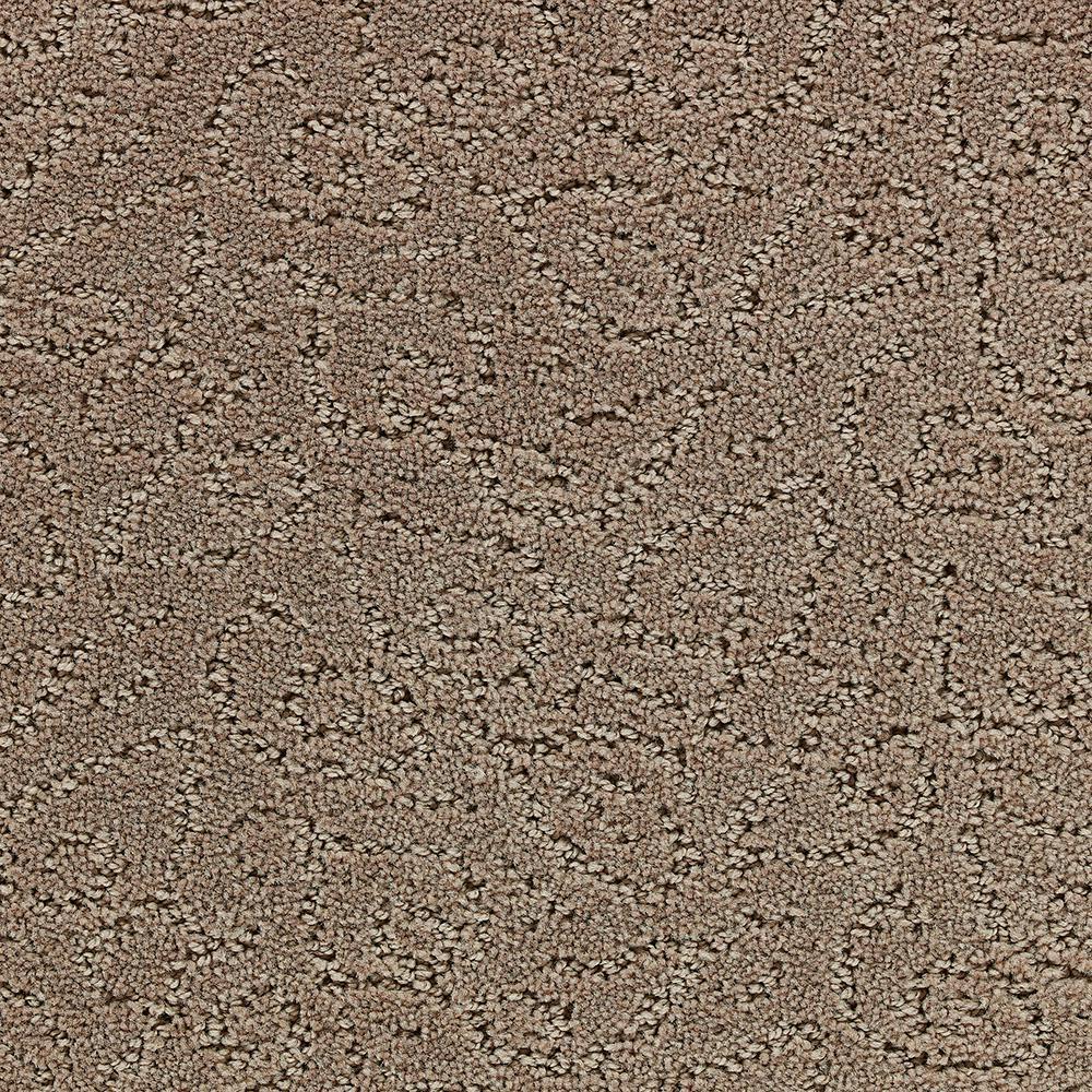Carpet Sample - EdenbRidge - In Color Distinguished 8 in. x 8 in.