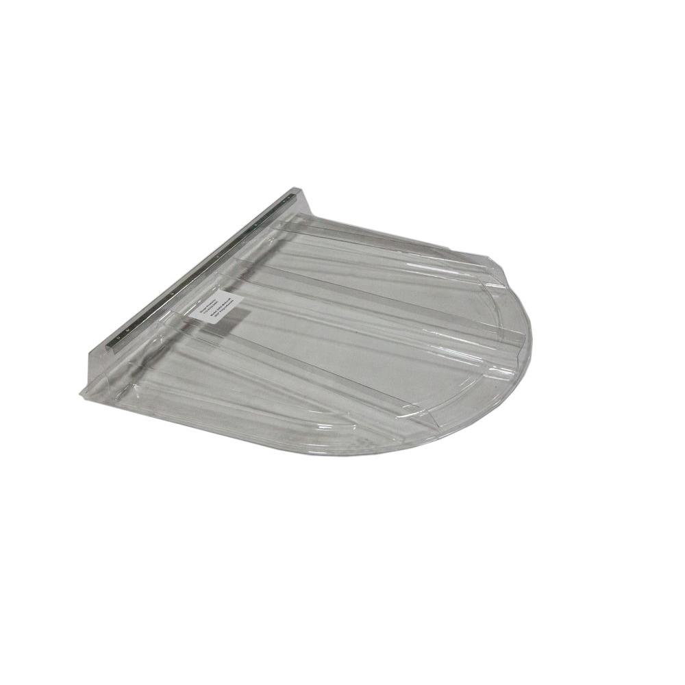 Wellcraft 2062 Polycarbonate Window Well Cover 020620902