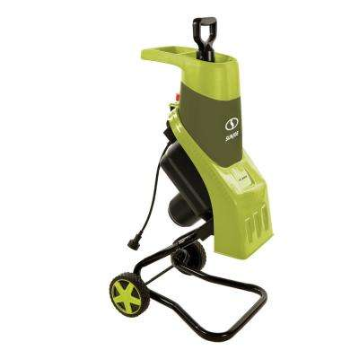 15 Amp Electric Wood Chipper/Shredder