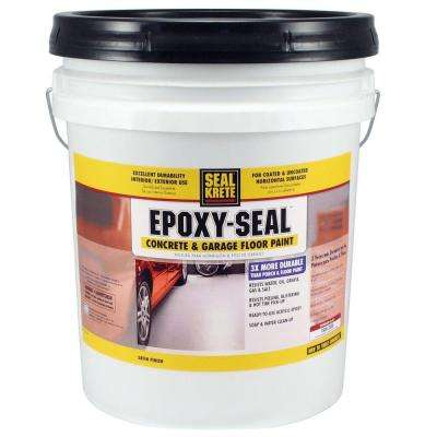 Epoxy Seal Slate Gray 922 5 gal. Concrete and Garage Floor Paint