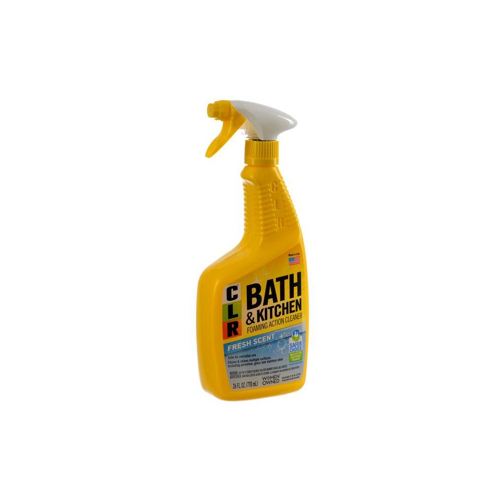 26 oz. Bath and Kitchen Cleaner