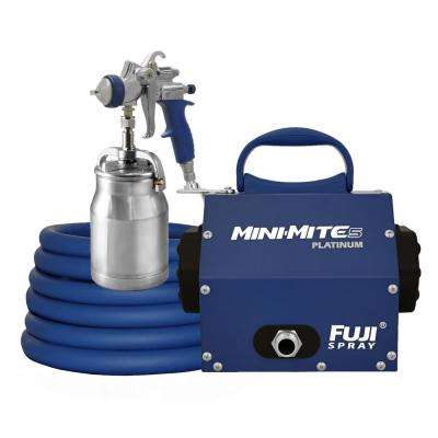 Mini-Mite 5 Platinum - T70 HVLP Spray System