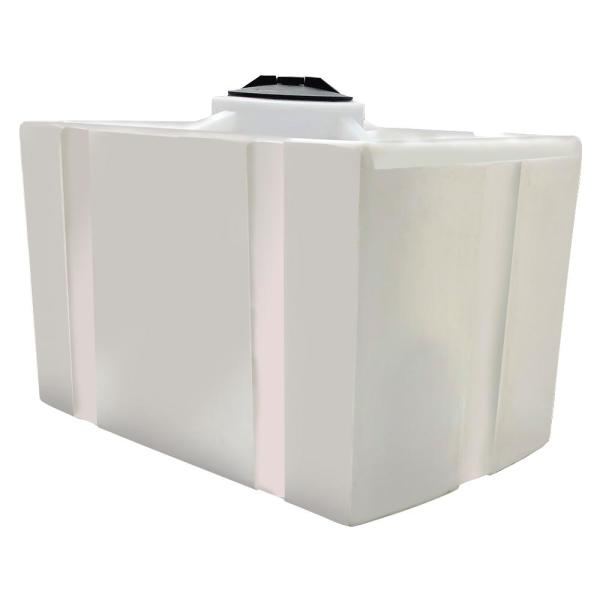 25 Gal. Portable Water Transport Tank with 3/4 in. PolyPro Outlet