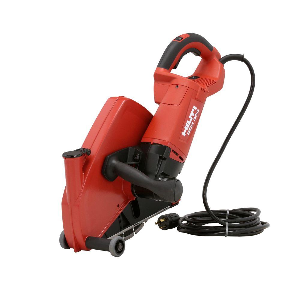 Hilti Dch 300 12 In Electric Diamond Saw Starter Package