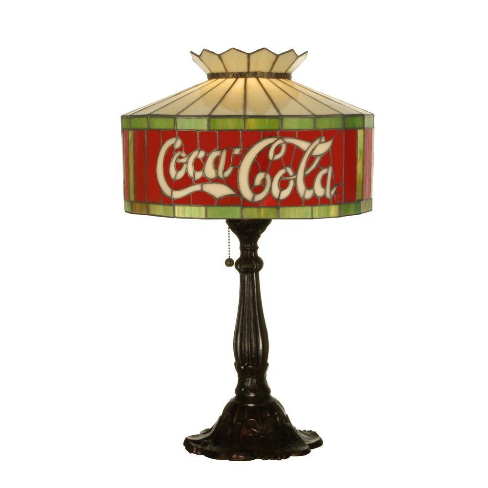Illumine 1-Light Coca Cola Table Lamp
