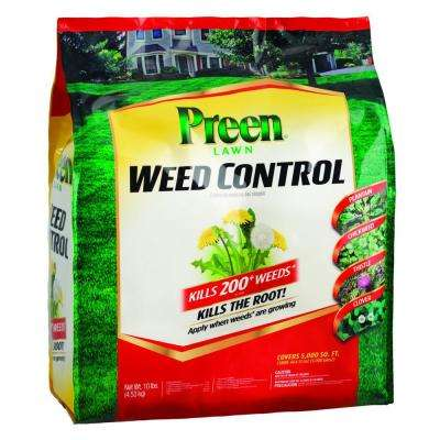 10 lbs. Lawn Weed Control