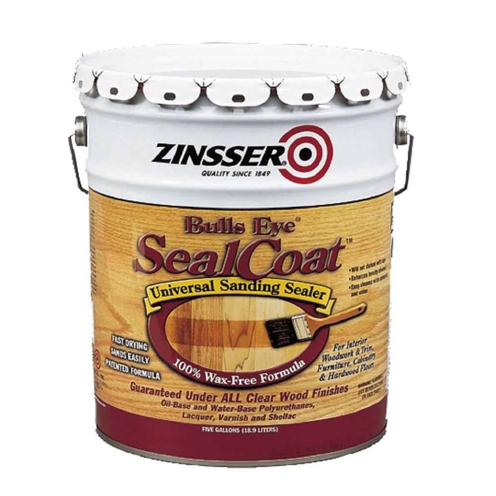 Zinsser 5 Gal. SealCoat Universal Sanding Sealer-850