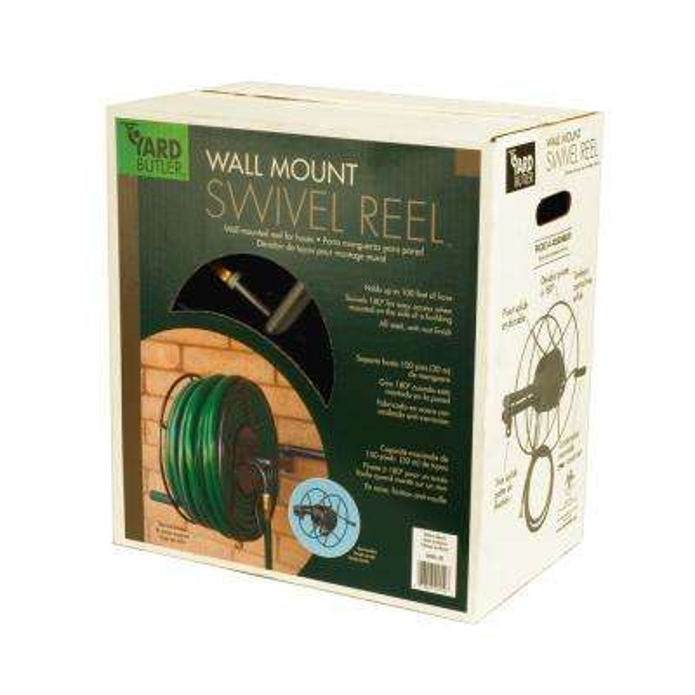 Wall Mount Hose Reels Amp Storage Watering Amp Irrigation