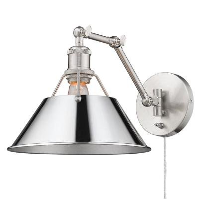 Orwell 1 Light Articulating Wall Sconce