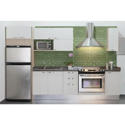 Evergreen Textured Beveled Subway 11.73 in. x 11.73 in. x 8mm Glass Mesh-Mounted Mosaic Wall Tile (9.6 sq. ft. / case)