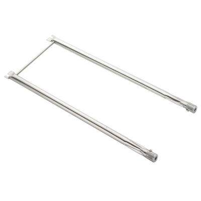 Stainless Steel Replacement Burner Tube Set for Genesis Silver A & Spirit 500 Grill