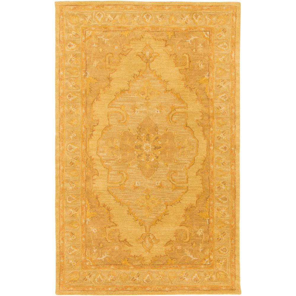 Middleton Meadow Beige 2 ft. x 3 ft. Indoor Area Rug
