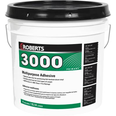 4 Gal. Multi-Purpose Carpet and Sheet Vinyl Adhesive