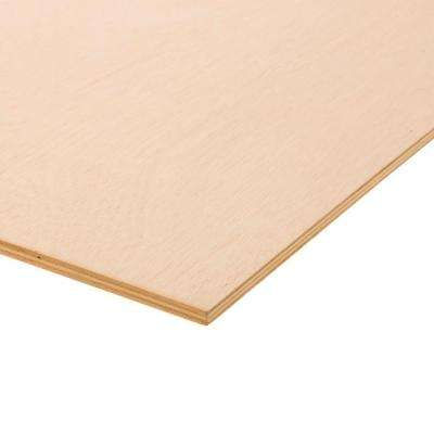 Sande Plywood (Common: 1/2 in. x 2 ft. x 4 ft.; Actual: 0.472 in. x 23.75 in. x 47.75 in.)