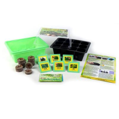 Kitchen Herb Garden Seed Starter Kit
