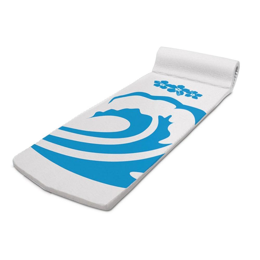 Poolmaster Soft White Tropic Foam Mattress-DISCONTINUED