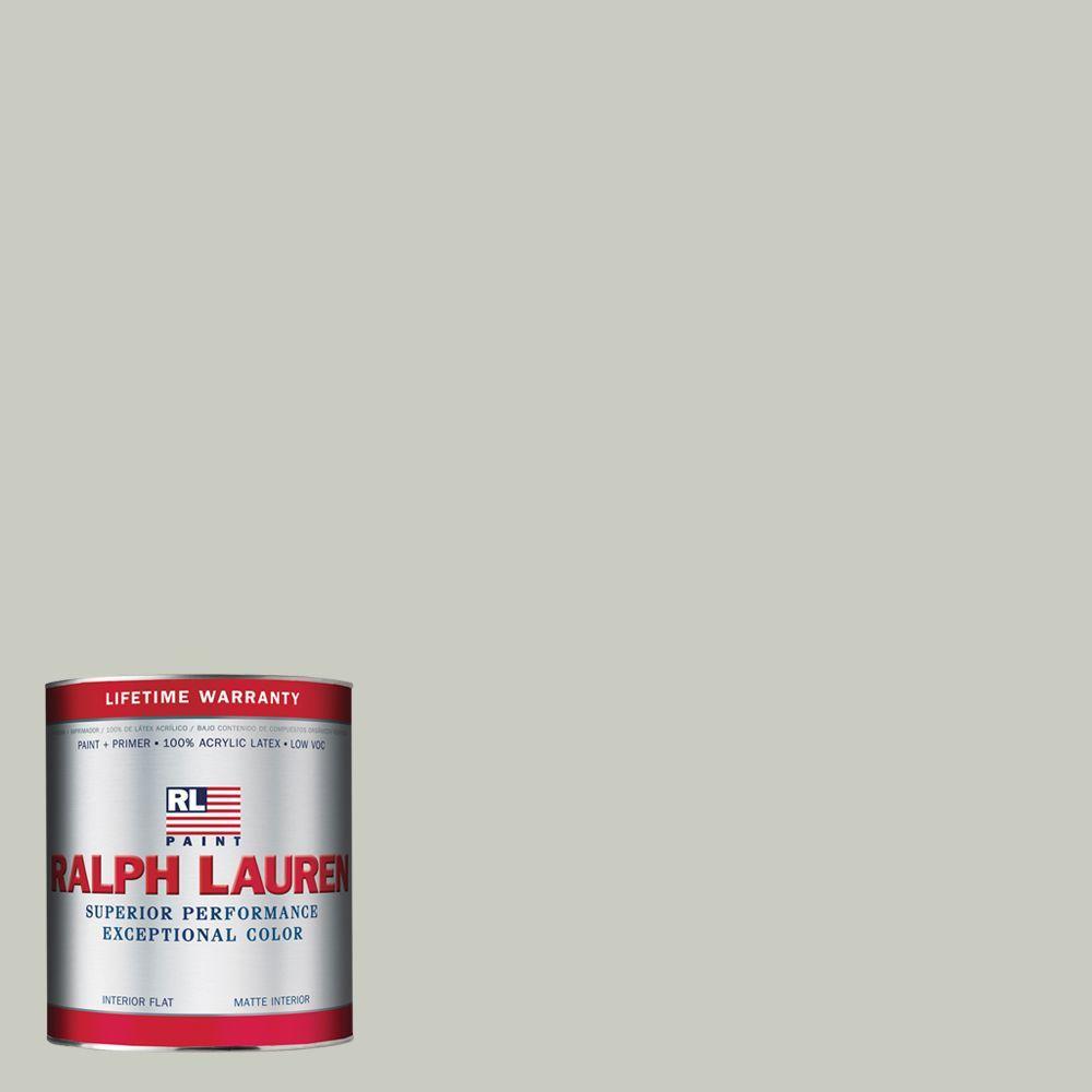 Ralph Lauren 1-qt. Elgin Gray Flat Interior Paint