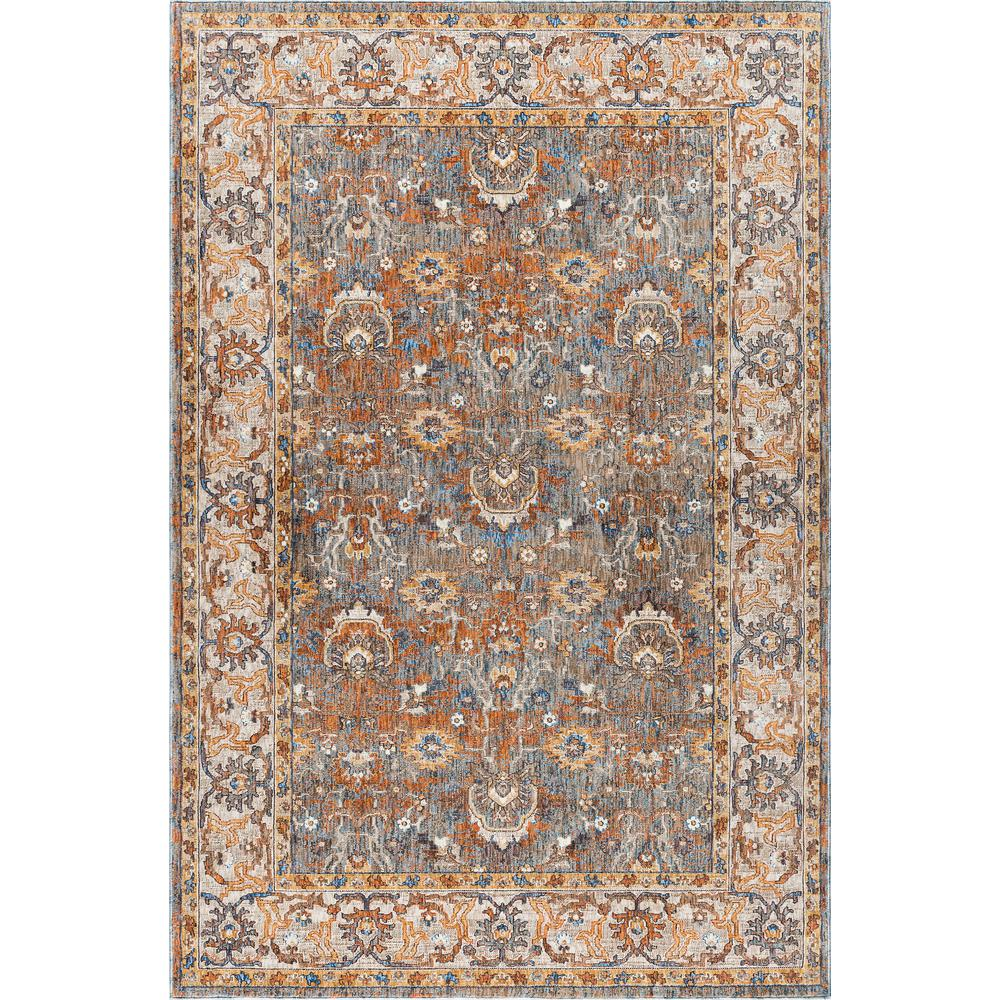 tayse rugs fairview multi 9 ft 3 in x 12 ft 6 in area rug fvw3201 9x13 the home depot. Black Bedroom Furniture Sets. Home Design Ideas