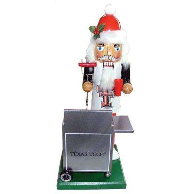 12 in. Texas Tech Tailgating Nutcracker
