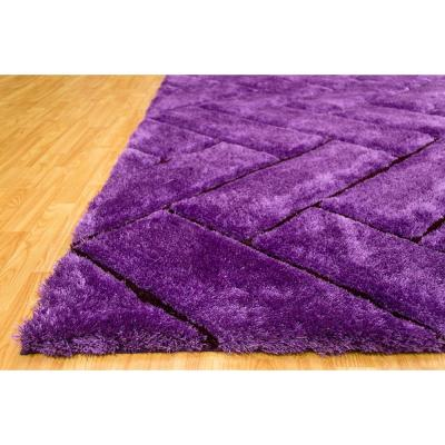 5 X 7 Purple Area Rugs Rugs The Home Depot