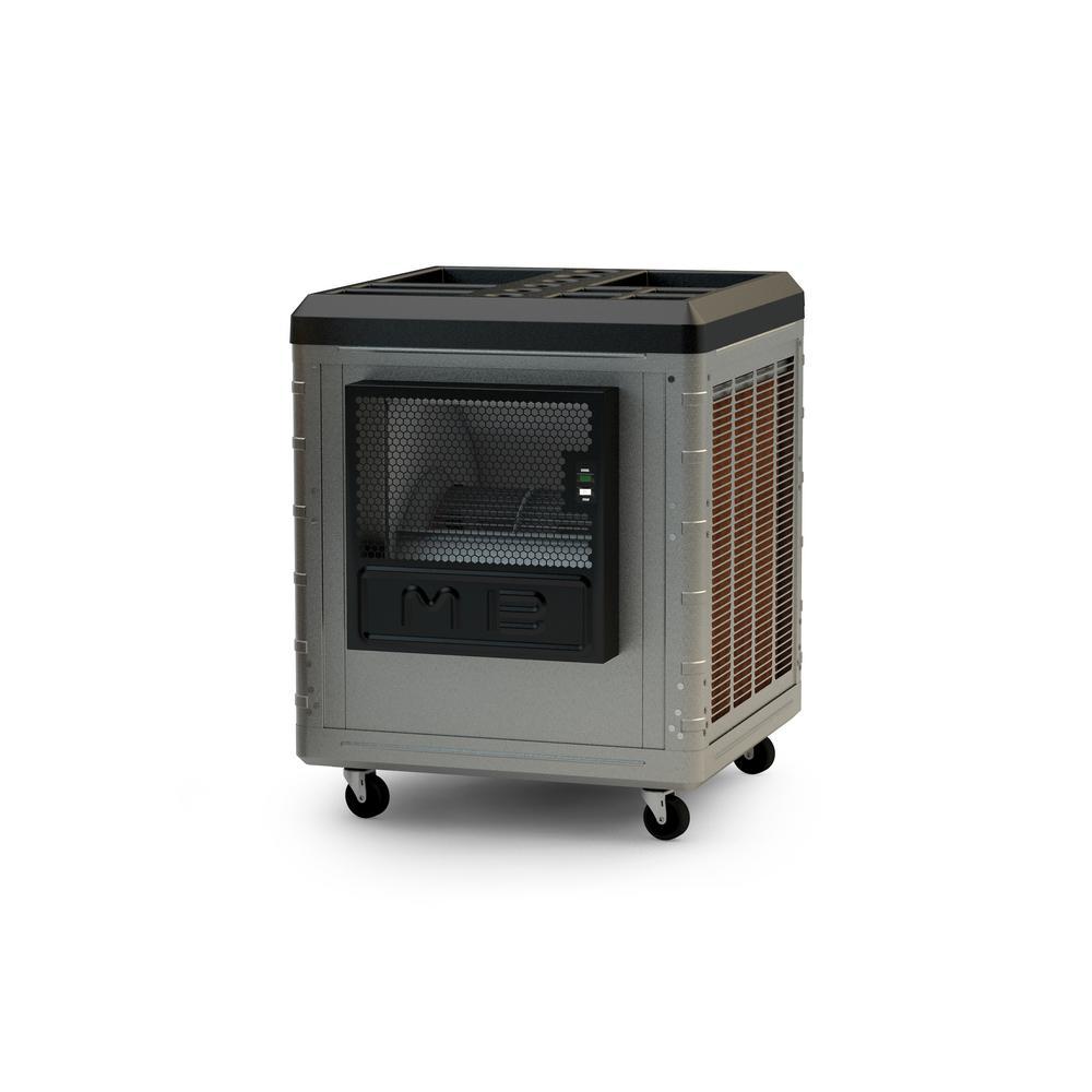 cfm 2speed portable evaporative cooler for sq ft