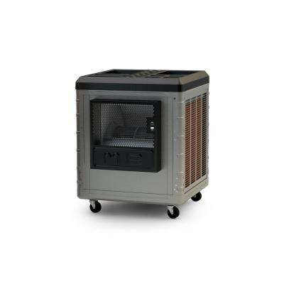 2000 CFM 2-Speed Portable Evaporative Cooler for 1400 sq. ft.