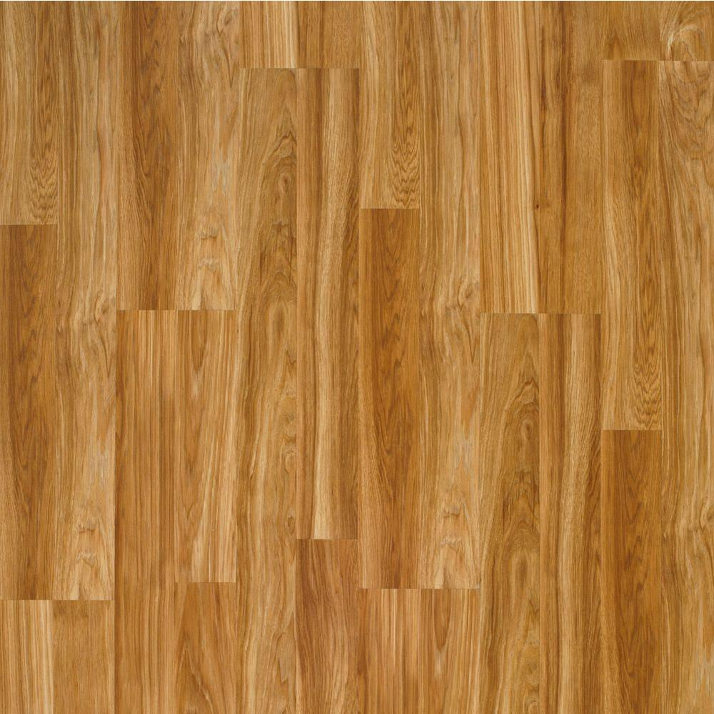 Hickory Laminate Flooring Sample Inspired Elegance By