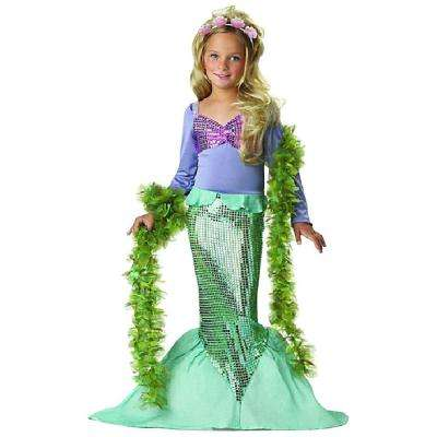 X-Small Little Mermaid Child Costume