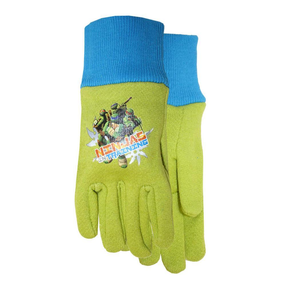 Tmnt Jersey Gloves