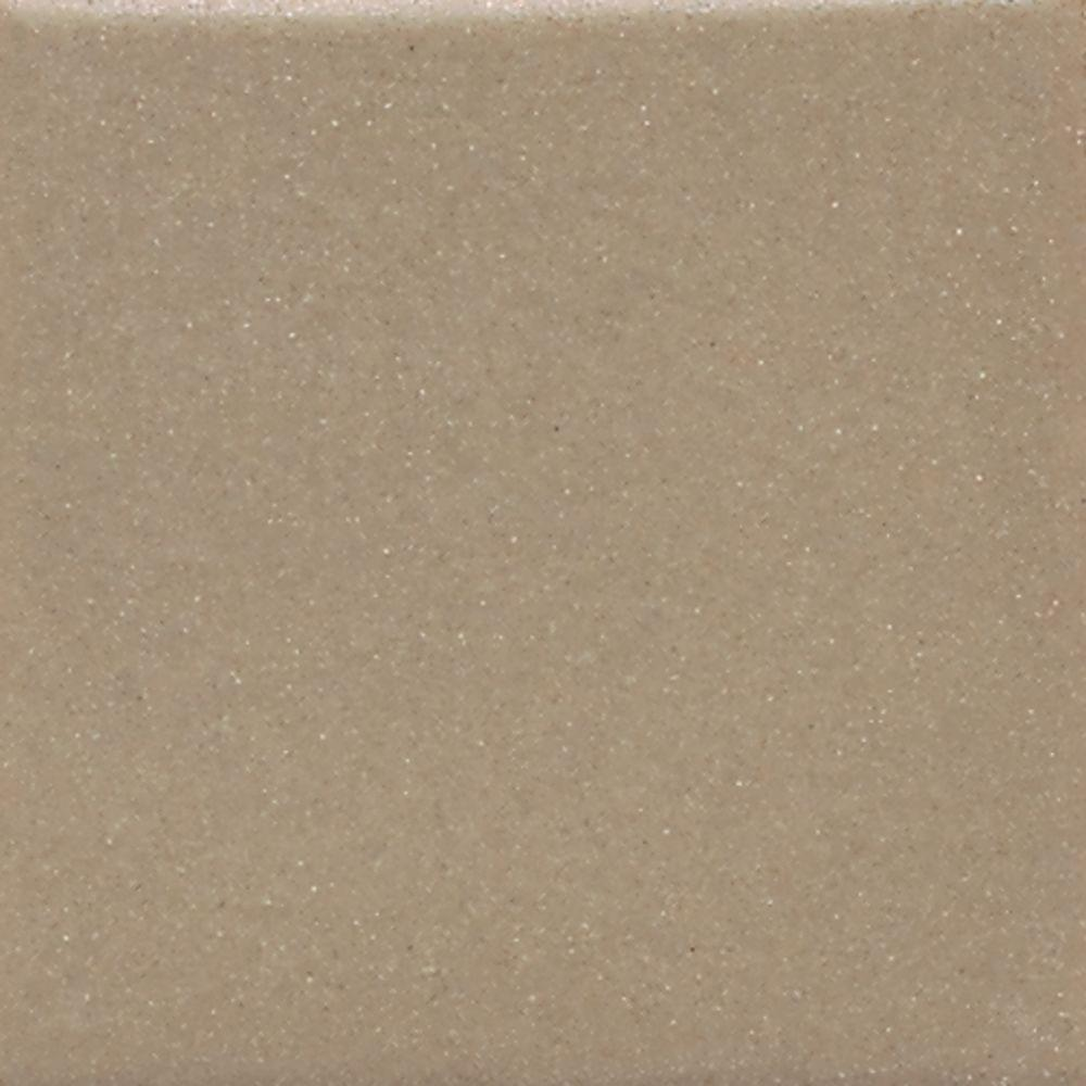 Gray ceramic tile tile the home depot matte elemental tan 6 in x 6 in ceramic wall tile dailygadgetfo Image collections