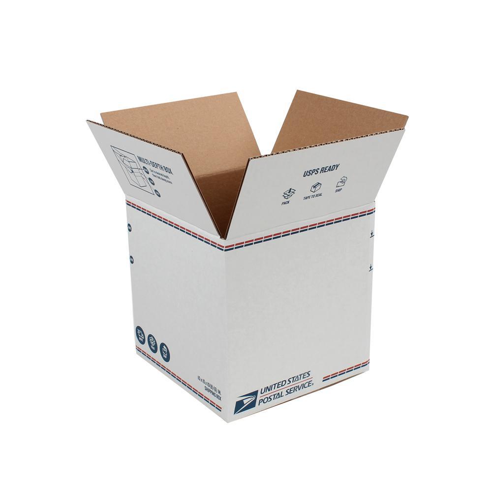 c00d6c0007 The Home Depot 18 in. L x 18 in. W x 16 in. D Medium Moving Box ...