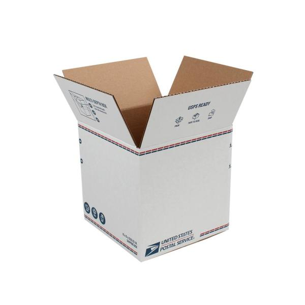 "Postal Moving Storage Cardboard Boxes 12 x 9 x 9/"" D//W"