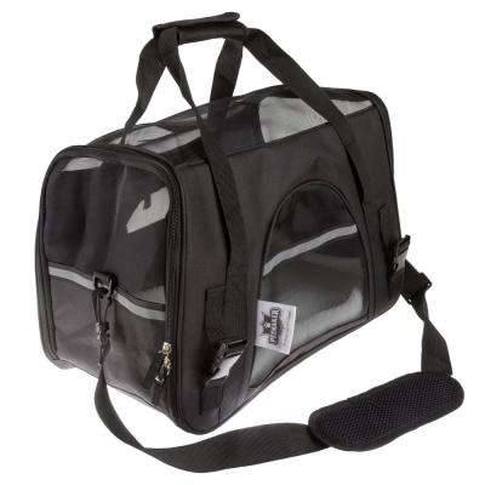 Airline Compliant Navy Pet Travel Bag
