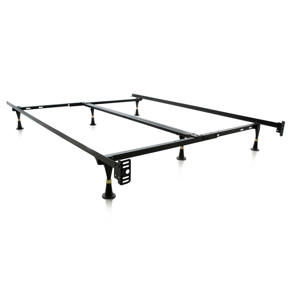 Malouf Adjustable Metal Bed FrameST6633GL The Home Depot