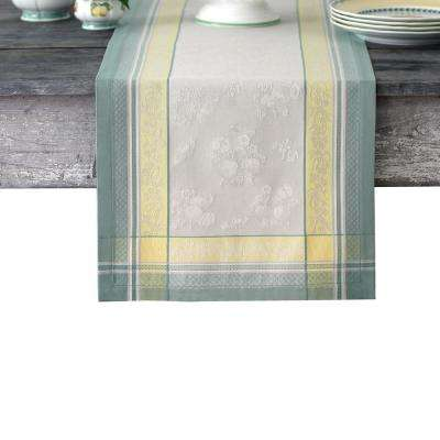 Fleurence 16 in. W x 72 in. L Multi Table Runner