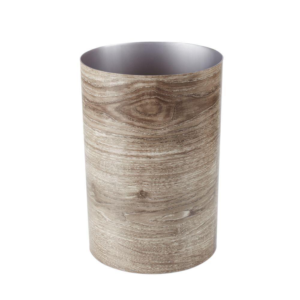Treela 4.75 gal. Plastic Waste Basket