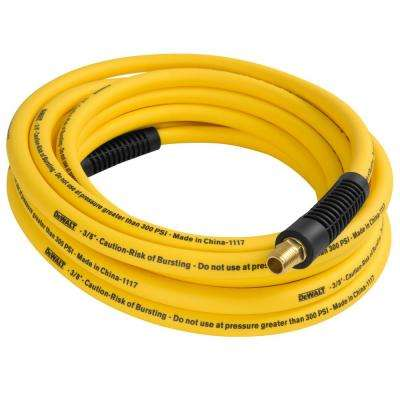 3/8 in. x 100 ft. Premium Hybrid Air Hose