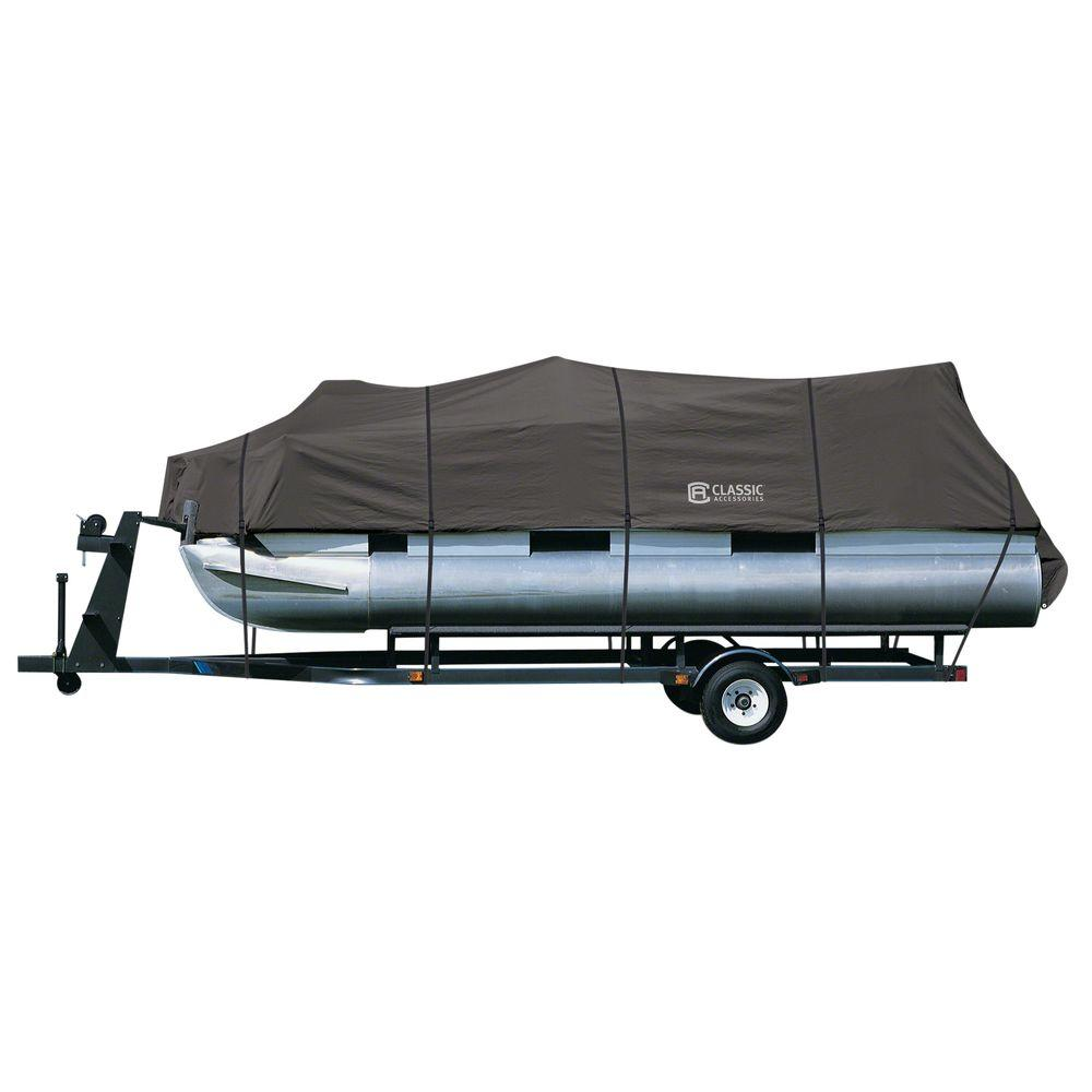 Classic StormPro 17 ft. - 20 ft. Pontoon Boat Cover