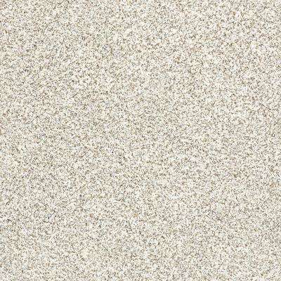 Carpet Sample - Madeline I - Color Bit Of Ivory Texture 8 in. x 8 in.