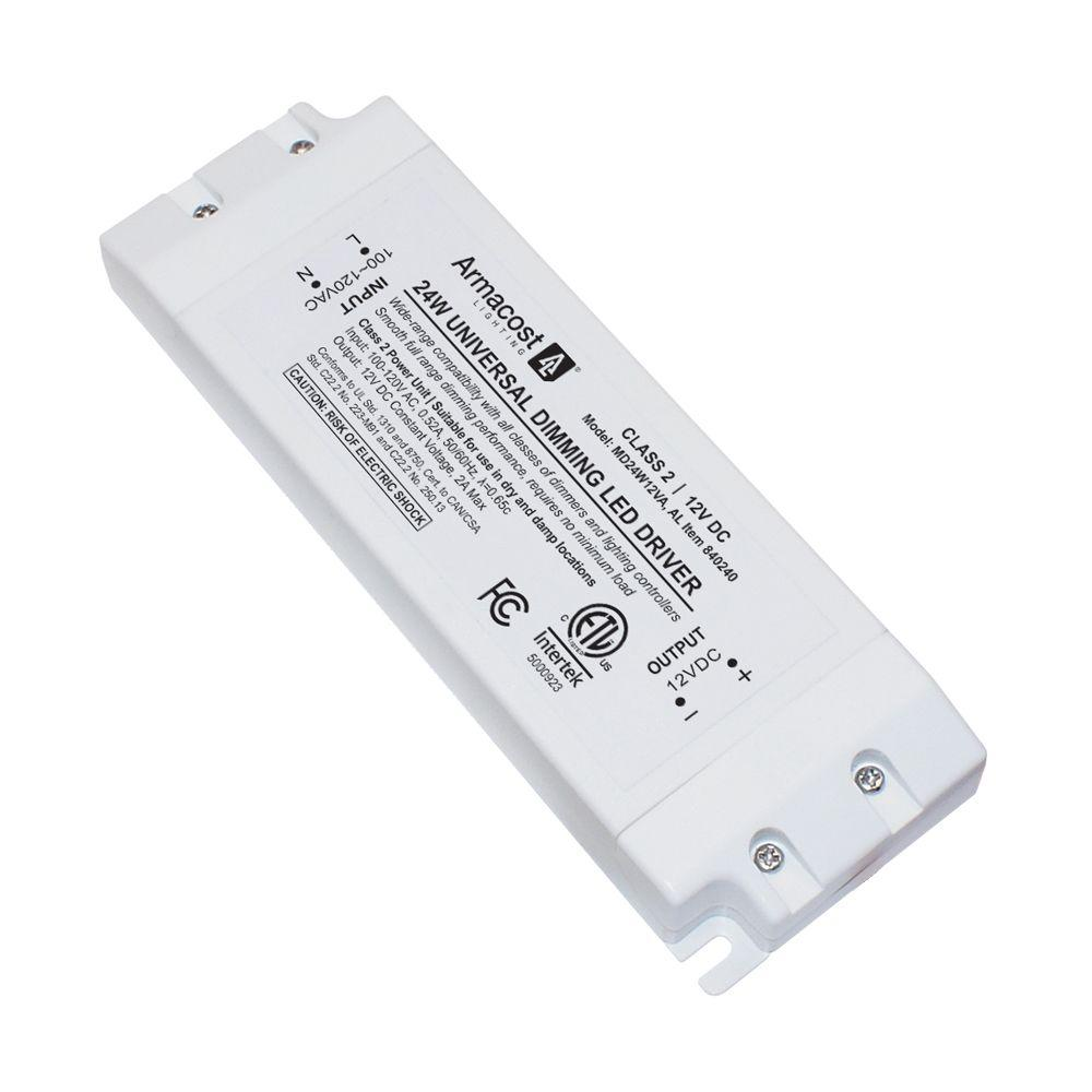24 Watt Led Supply Dimmable Driver