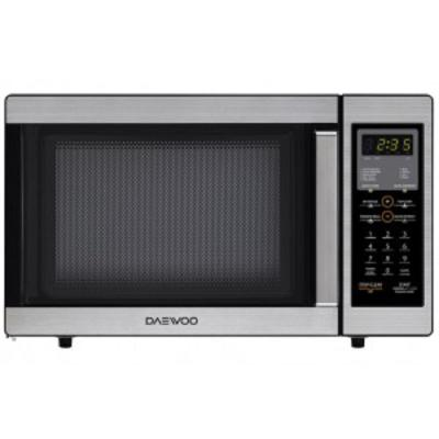 0.9 cu. ft. Countertop Concave Reflex System Microwave in Stainless Steel