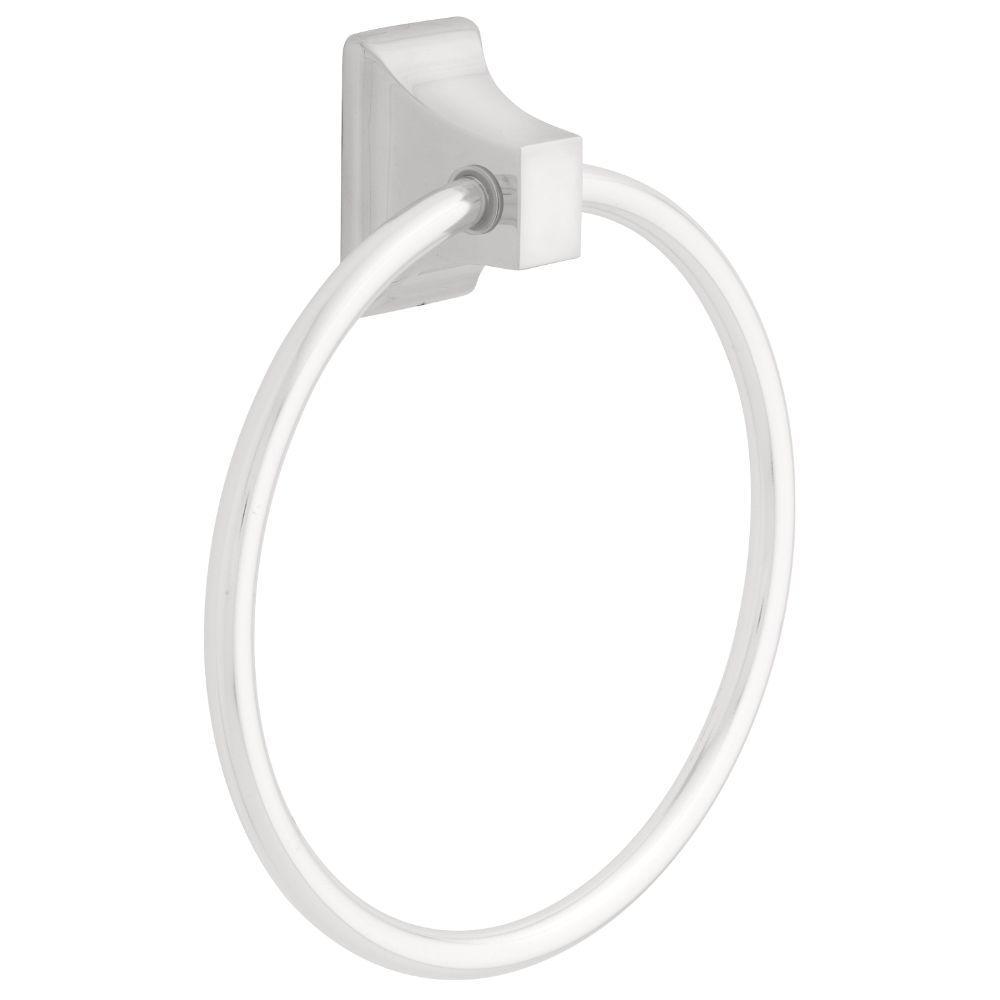 Best Value Ventura Towel Ring in Chrome